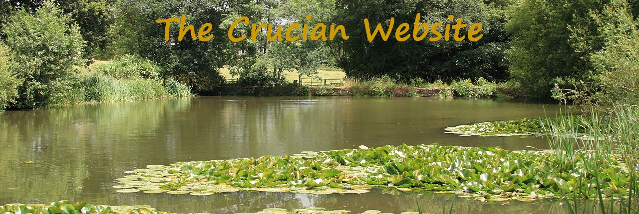 Peter Rolfe's Crucians Website